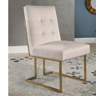 Greenwich Velvet Upholstered Dining Chair