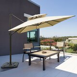 Fazeley 9 x 12 Rectangular Cantilever Umbrella