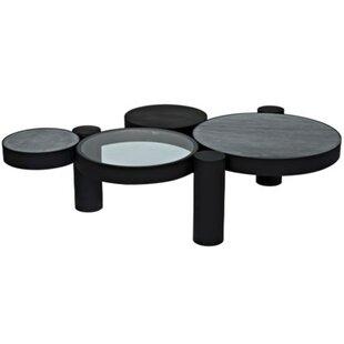 Noir Trypo Coffee Table