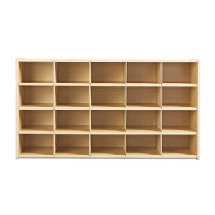 24 Compartment Cubby by Young Time