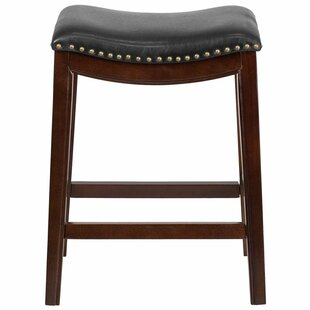 Jenkin 26'' Backless Bar Stool Charlton Home