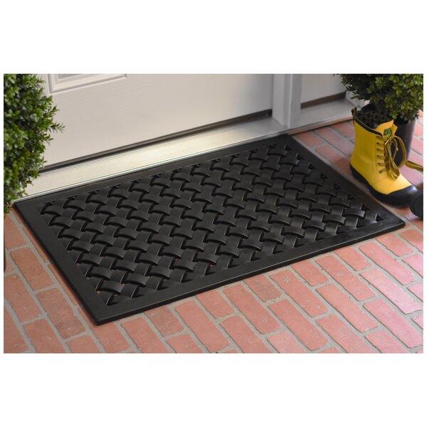 Durable Synthetic Doormat Wayfair
