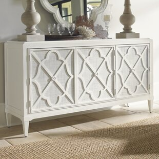 Ivory Key Hawkins Point Buffet Table