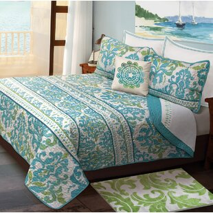 Engram Cyprus Coverlet Set