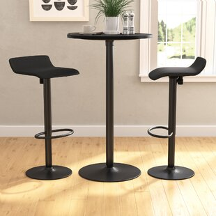 Avery 3 Piece Pub Table Set Zipcode Design