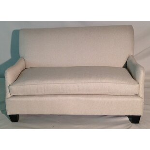 Settee with Cushions by Carolina Classic Furniture
