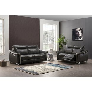 Sessions 3 Piece Reclining Configurable Living Room Set By Orren Ellis