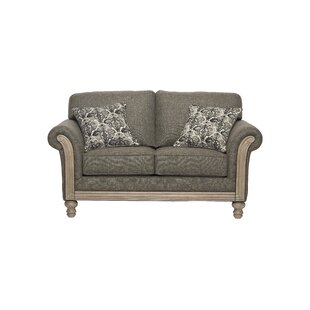 Allmon Loveseat by Fleur De Lis Living 2019 Sale