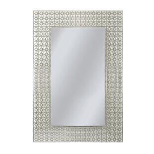 Top Reviews Heer Etched Bathroom/Vanity Mirror ByEbern Designs
