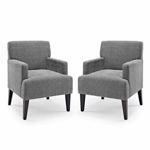 Benda Armchair (Set of 2) by Ivy Bronx