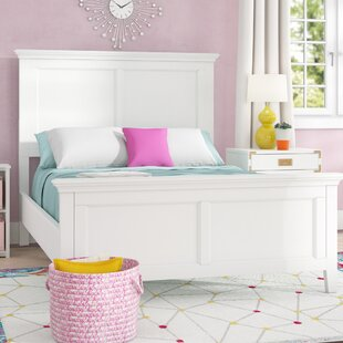 Inexpensive Isabella Panel Bed by Darby Home Co Reviews (2019) & Buyer's Guide
