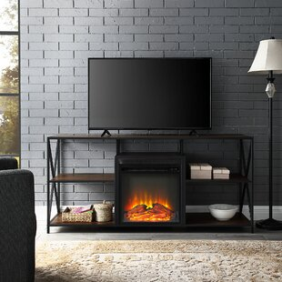 Neff TV Stand for TVs up to 60 Electric with Fireplace