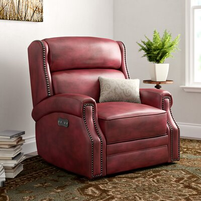 Leather Recliners You Ll Love In 2019 Wayfair