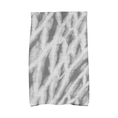 Bay Isle Home Grand Ridge Shibori Novelty Print Hand Towel Bay Isle Home Color Gray From Wayfair North America Daily Mail