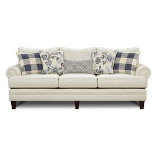 Shop Shept Mallet Linen Sofa by Gracie Oaks