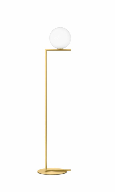 Ic task floor lamp reviews allmodern ic task floor lamp mozeypictures Images
