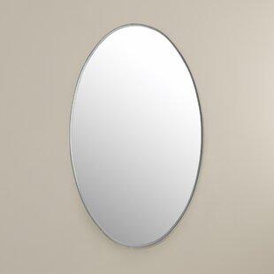 Charlton Home Steigerwald Marsham Frameless Marisol Wall Mirror