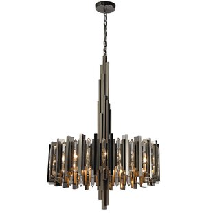 Mercer41 Aventurine 8-Light Pendant