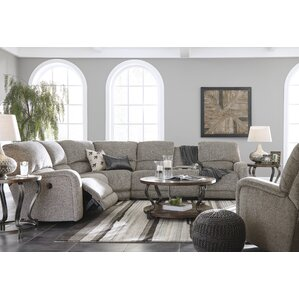 Darby Home Co DBHM5401 Reclining Sectional