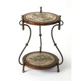 Kail Distressed Accent Table by Alcott Hill®