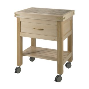 Berenice Kitchen Island By August Grove