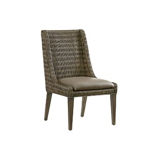 Great choice Cypress Point Dining Chair by Tommy Bahama Home Reviews (2019) & Buyer's Guide