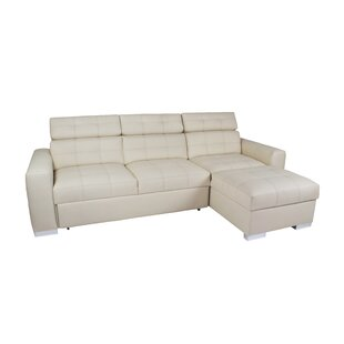 Shop Samba Sleeper Sectional by Latitude Run
