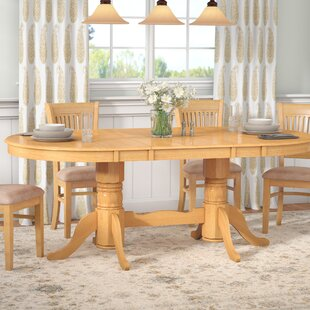 Inwood Extendable Dining Table by DarHome Co Coupon