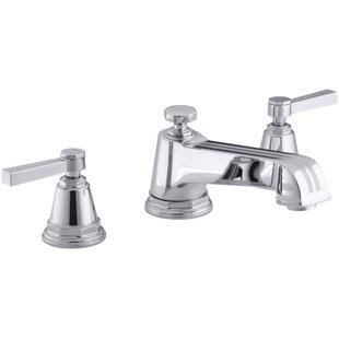 Kohler Pinstripe Widespread Bathroom Faucet