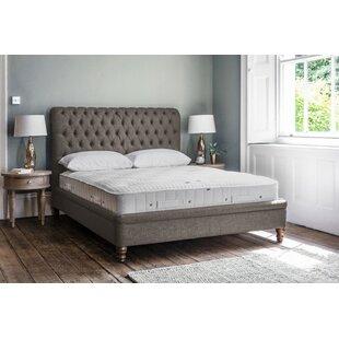 Sheraton Upholstered Bed Frame By Rosalind Wheeler
