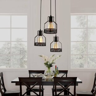 3-Light Cluster Pendant by..