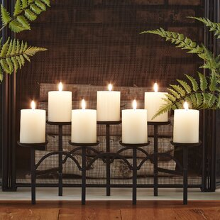 Fireplace Candelabra Wayfair