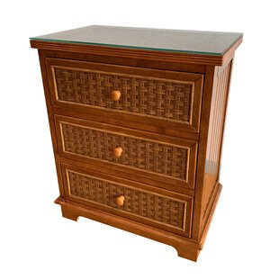 Find for Tahani 3 Drawer Nightstand by Bay Isle Home