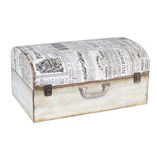 Newspaper Suitcase Trunk
