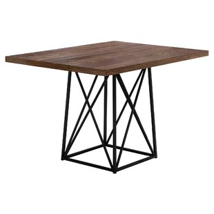 Monge Dining Table by Wrought Studio Wonderful