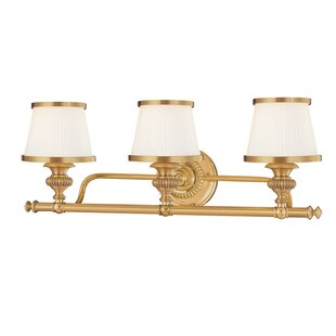 Astoria Grand Petronella 3-Light Vanity Light