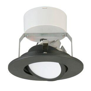 Lithonia Lighting Gimbal Module LED Recessed Retrofit Downlight