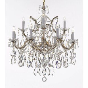 Astoria Grand Carswell 13-Light Chandelier