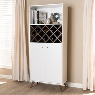 Turn on the Brights Creasey Bar with Wine Storage