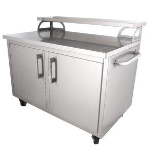 Outdoor Kitchen Cabinet & Bar by Casa Nico