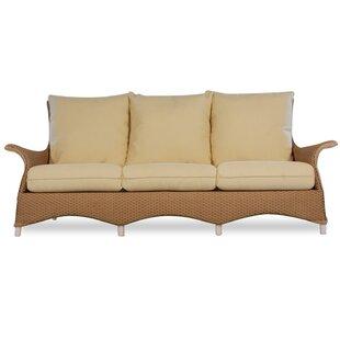 Lloyd Flanders Mandalay Sunbrella Seating Group with Cushion