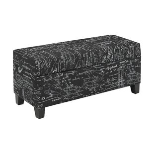 Script Storage Ottoman by Brassex