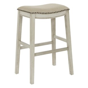 Venezia 29 Bar Stool (Set of 2) Gracie Oaks