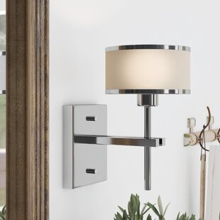 Brigman 1-Light Bath Sconce by..