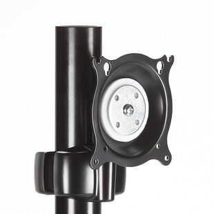 Pivot/Pitch Swivel Pole Mount for LCD