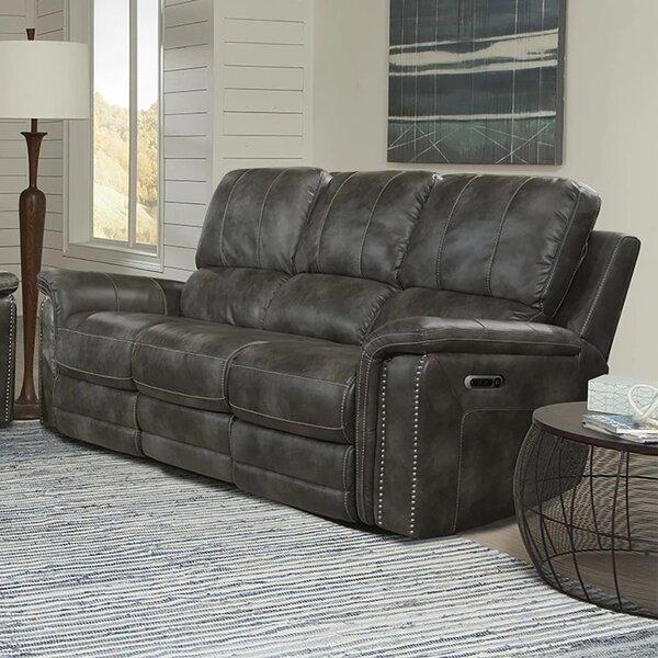 Incredible Reclining Sofa With Usb Ports Wayfair Ca Ibusinesslaw Wood Chair Design Ideas Ibusinesslaworg