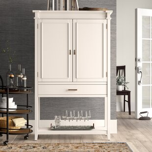 Caseareo Fold-Out Bar Cabinet by Birch Lane? Heritage