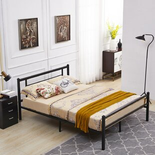 Compare Jaidan Sleigh Bed by Winston Porter Reviews (2019) & Buyer's Guide