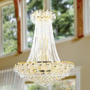 House of Hampton Carson 18-Light Chandelier