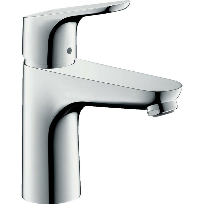 Hansgrohe Focus E Single Hole Bathroom Faucet With Drain Assembly Reviews Wayfair